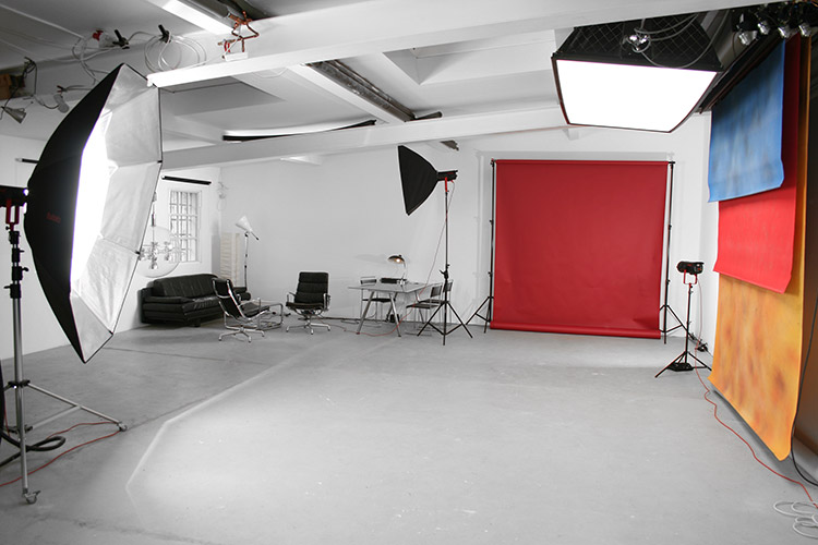 Mietstudio Fotografen Köln